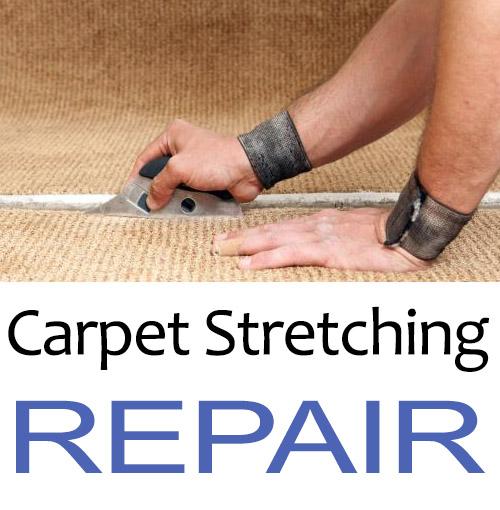 carpet stretching repair san diego